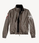 Cotton jacke oz racing 1971