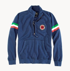 Sweatshirt oz racing 1971 albastru